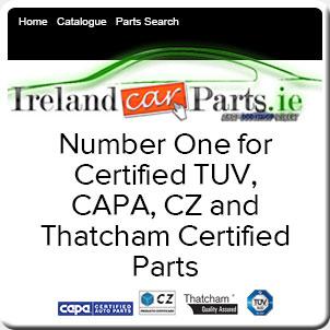 Ireland Car Parts