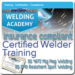 Welding Academy- Insurane Compliant Certified Welder Training
