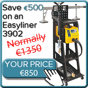 Shop BodyShop GYS Easyliner 3902 Special Offer